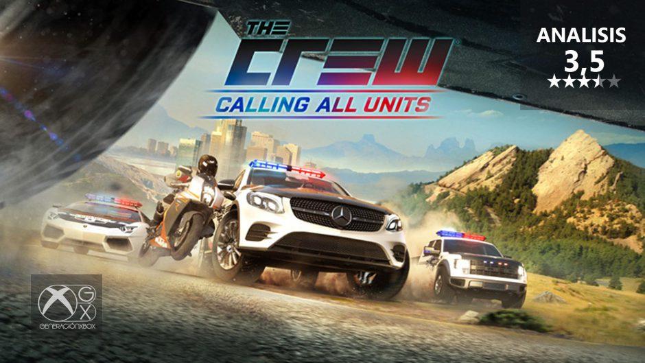 Análisis de The Crew: Calling All Units