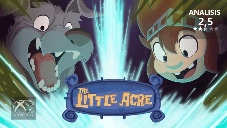 Análisis de The Little Acre