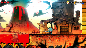 Bellísimas capturas y gameplay de Wonderboy: The Dragon´s Trap