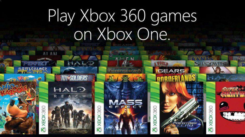 Más de 265 millones de horas jugando a juegos retrocompatibles en Xbox One