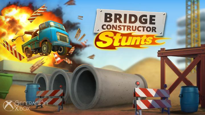 bridge-constructor-stunts-generacion-xbox