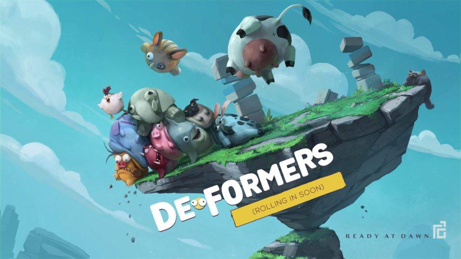 El juego de Ready at Dawn, DeFormers, ya tiene fecha de lanzamiento