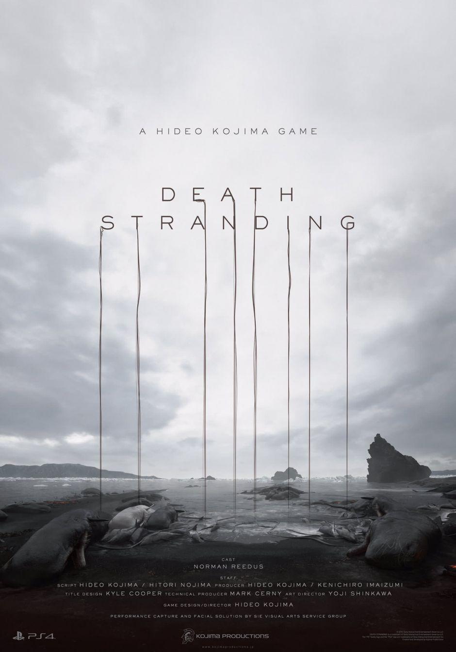 Death Stranding, lo nuevo de Hideo Kojima, podría no llegar nunca a Xbox One