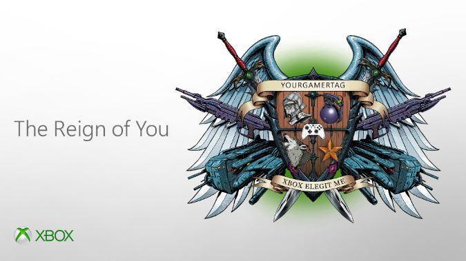 Presume de ser el elegido creando un emblema celebrando tu año en Xbox