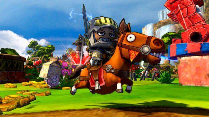 Happy Wars disponible en Windows 10 con crossplay en Xbox One