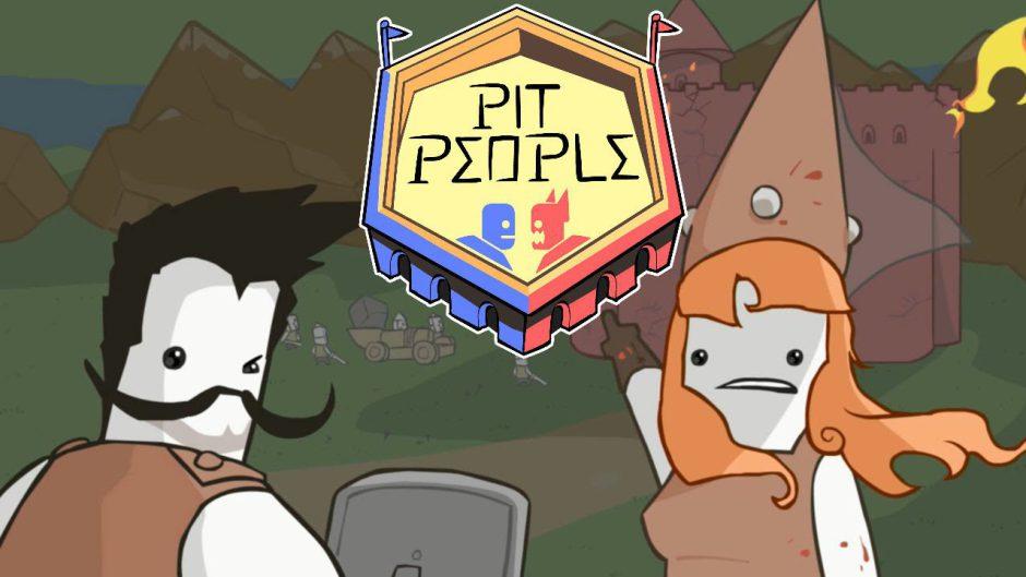 Pit People llegará a Xbox Game Preview el 13 de enero