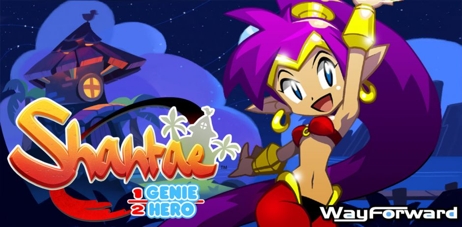 Shantae Half-Genie Hero ya tiene fecha de salida