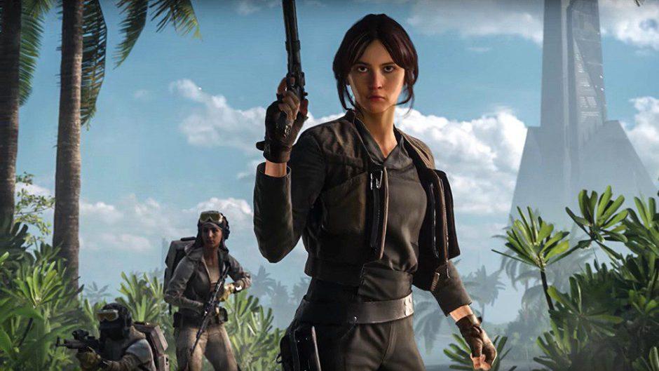 Nuevo tráiler de Rogue One Scarif, la expansión de Star Wars Battlefront