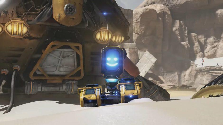 El último corebot de ReCore se muestra por fin en vídeo