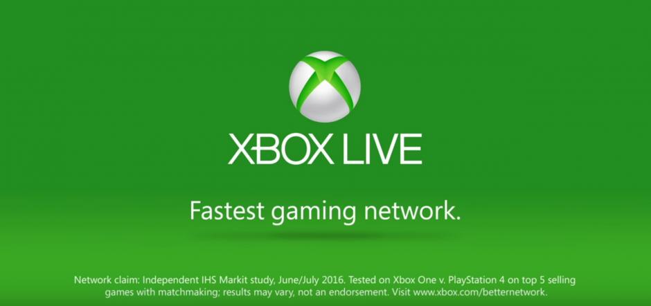 Juega en una red que no te fallará, así se promociona Xbox One en USA