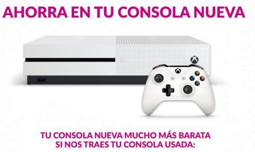 GAME confirma el Plan Renove de Xbox One S. ¡Ya disponible!