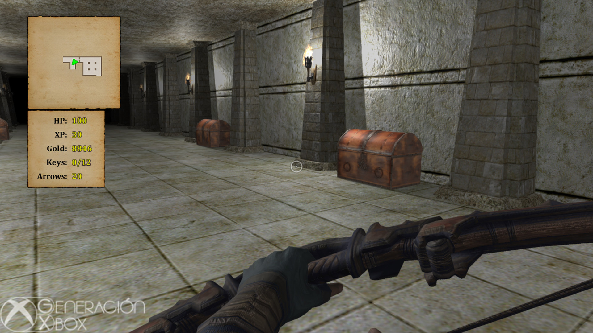 Análisis de Crypt of the Serpent King 4