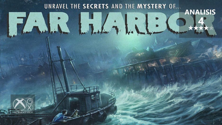 Análisis de Fallout 4 – Far Harbor
