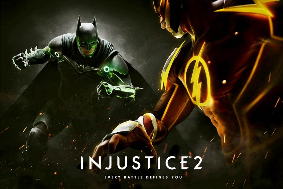 Injustice 2 vuelve a liderar las ventas en Reino Unido y Microsoft se mantiene fuerte
