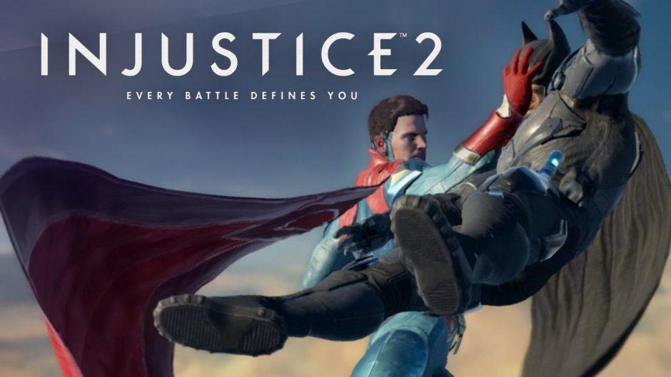 Ya disponible el parche de julio de Injustice 2 que mejora el equilibrio entre personajes
