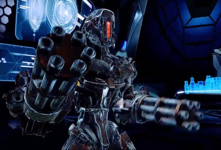 Kilgore ya está disponible en Killer Instinct y se muestran los Ultimate Finishers