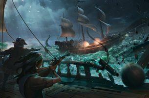 Sea of Thieves nos enseña que también podremos tener pequeños barcos pirata