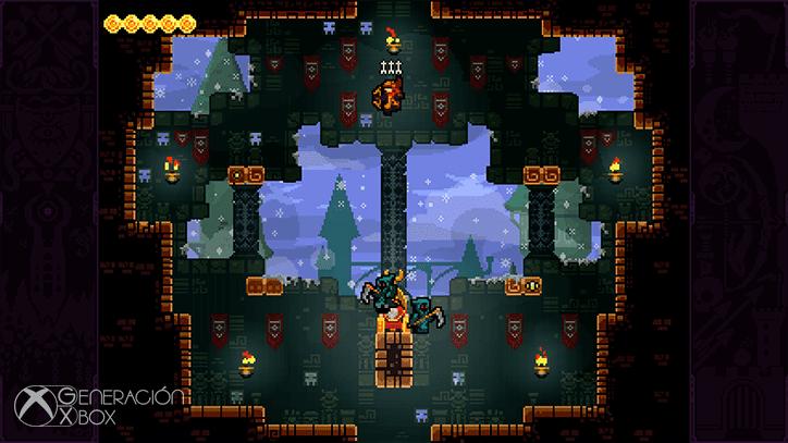 Análisis de Towerfall Ascension