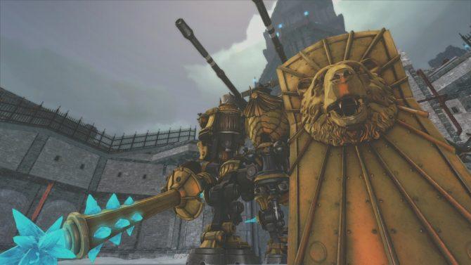 En Valkyria Revolution nos enfrentaremos a estos increíbles monstruos mecánicos