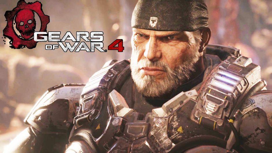 Gears of War 4 apunta a Japón