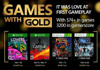 [CONFIRMADO] Estos son los Juegos con Gold del mes de febrero