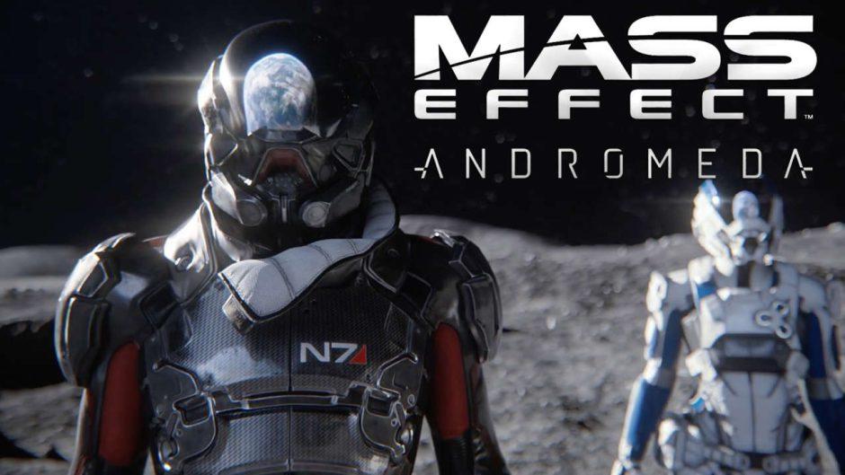 Mass Effect Andromeda corre actualmente a 900p en Xbox One