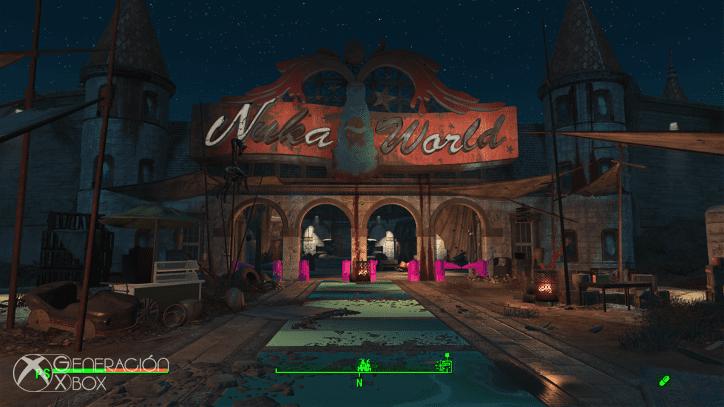 ¡Bienvenido a Nuka World!