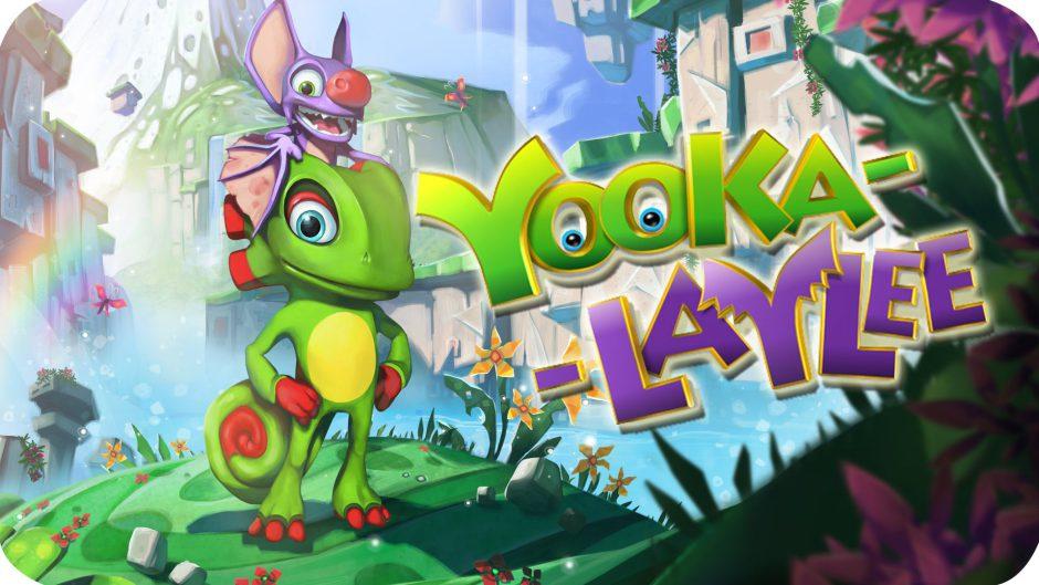 Yooka Laylee ya es Gold, 3 meses antes de su lanzamiento