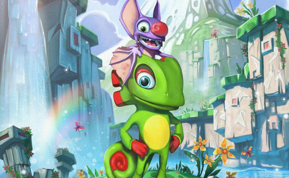 Rare Ltd felicita a Playtonic Games por el lanzamiento de Yooka-Laylee