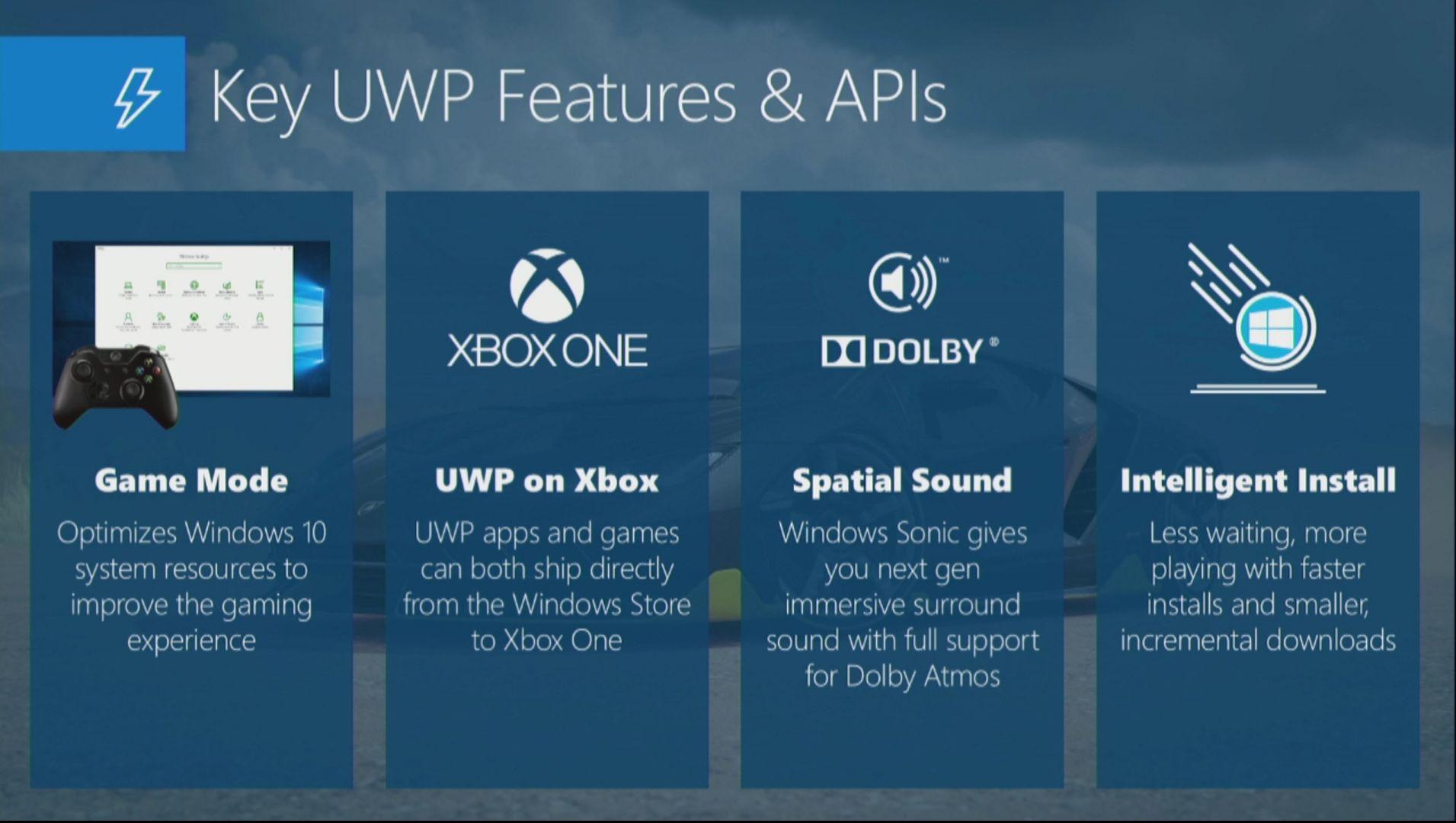 Los juegos de PC llegarán a Xbox One gracias al formato UWP
