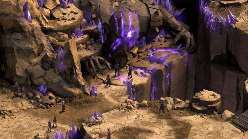 Nuevos detalles sobre la cancelación de Stormlands en una entrevista de Obsidian