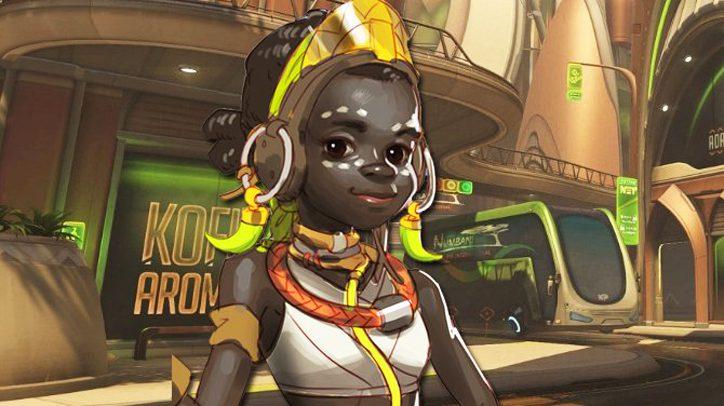 """Overwatch """"entrevista"""" a Efi Oladele, la posible próxima heroína que llegará al juego"""