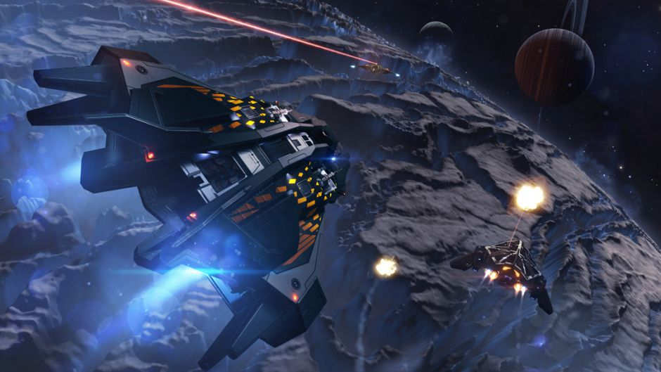 Elite Dangerous: Beyond – Chapter Four estará disponible en Xbox One el 11 de diciembre