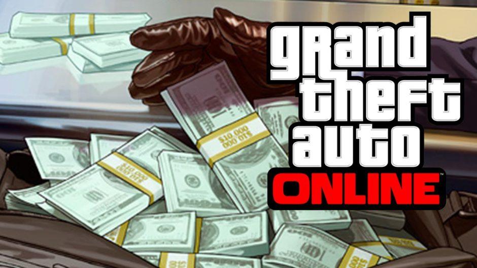 Consigue un millón de dolares gratis para GTA Online, solo este fin de semana