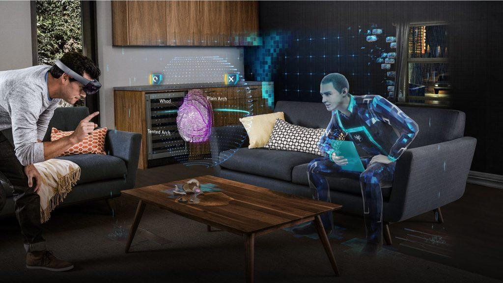 Una segunda versión de Hololens llegaría en 2019, la actual no se venderá al gran público 1