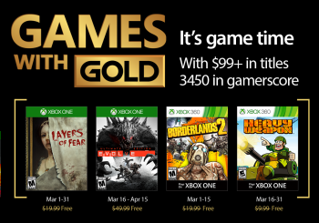 Layers of Fear y Borderlands 2 ya disponibles con Games With Gold