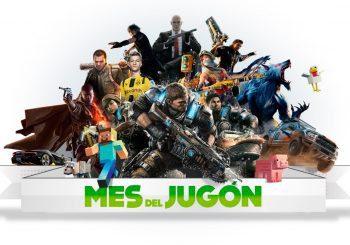 Descuentos en juegos y accesorios en el nuevo MES DEL JUGÓN de Xbox