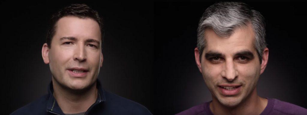 Mike Ybarra y Kareem Choudhry, vicepresidentes de Xbox