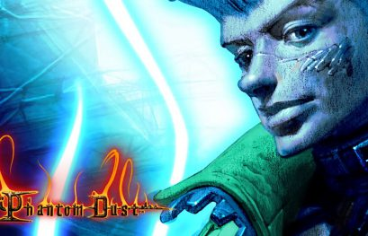 Phantom Dust will only have text in english and japanese