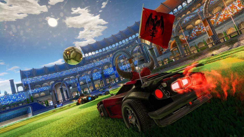 Rocket League pasará a ser free to play a partir del 23 de septiembre