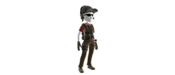 Viste tu avatar con un traje completo de Ghost Recon Wildlands GRATIS