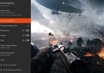 Todos los usuarios de Xbox One podrán usar BEAM a partir de hoy mismo