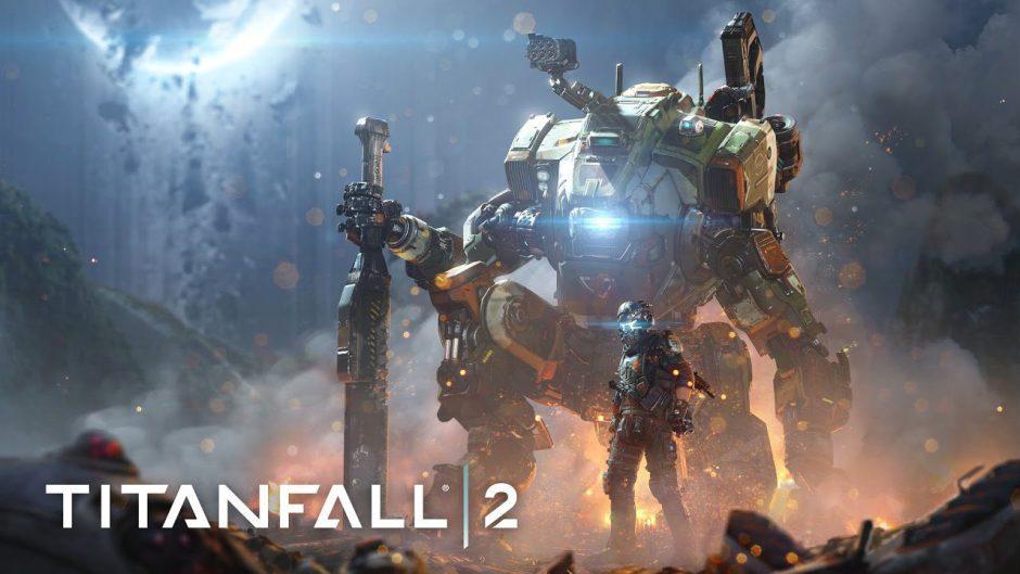 La próxima actualización gratuita de Titanfall 2 traerá… ¡un nuevo titan!