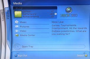 Así ha evolucionado la guía de Xbox a lo largo de los años