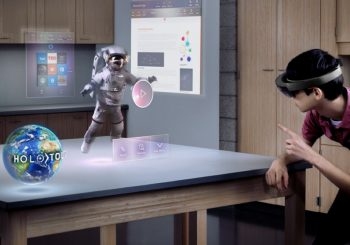 Una segunda versión de Hololens llegaría en 2019, la actual no se venderá al gran público
