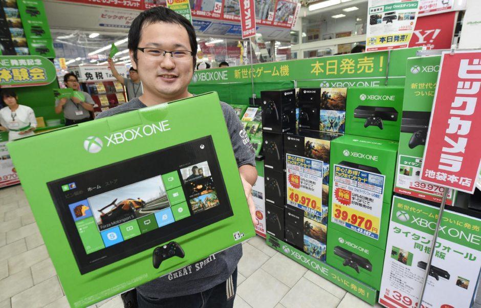 Xbox One vende menos que la extinta WiiU en Japón