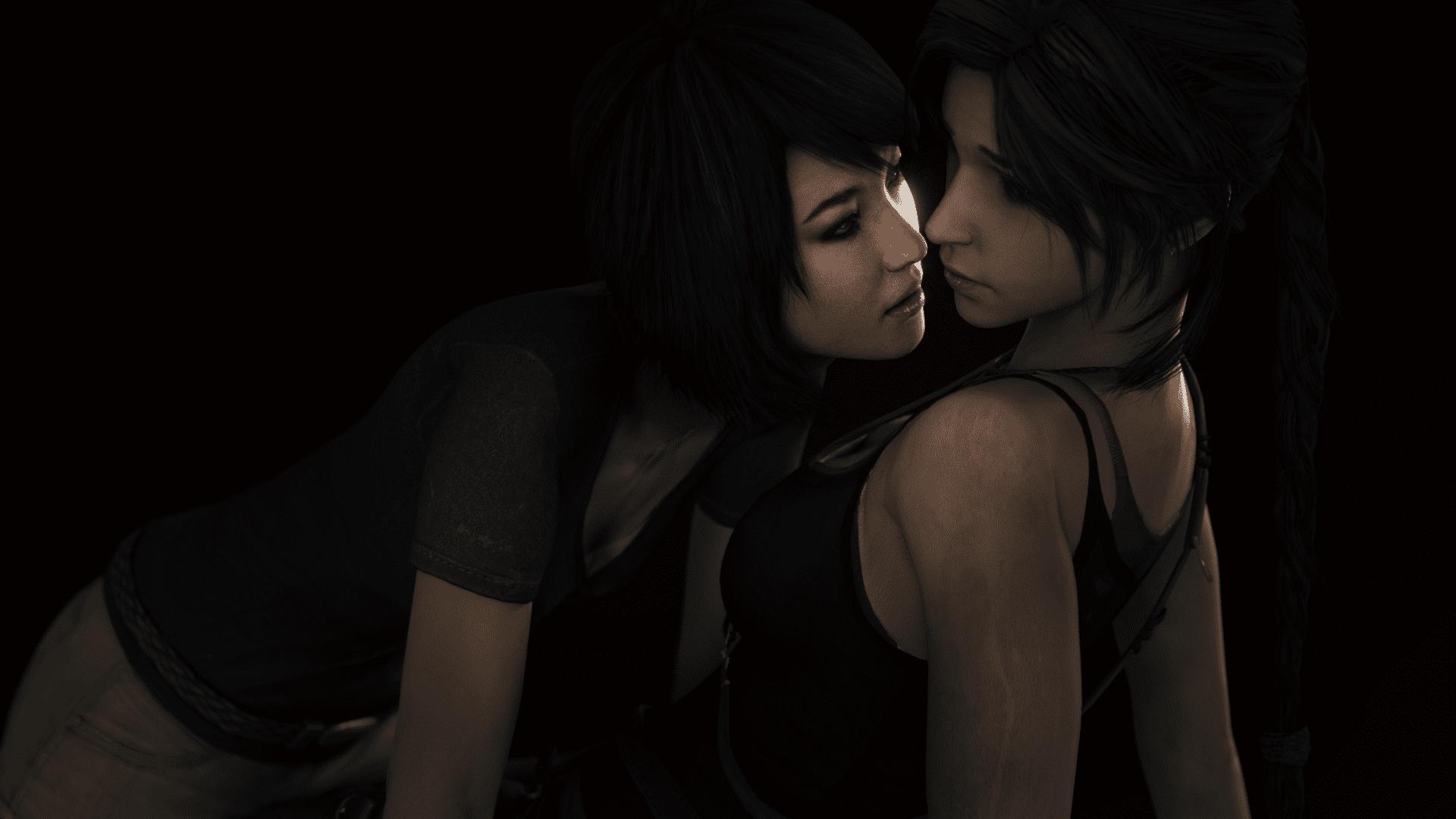 Este no es otro típico TOP 5 de parejas en los videojuegos por San Valentín