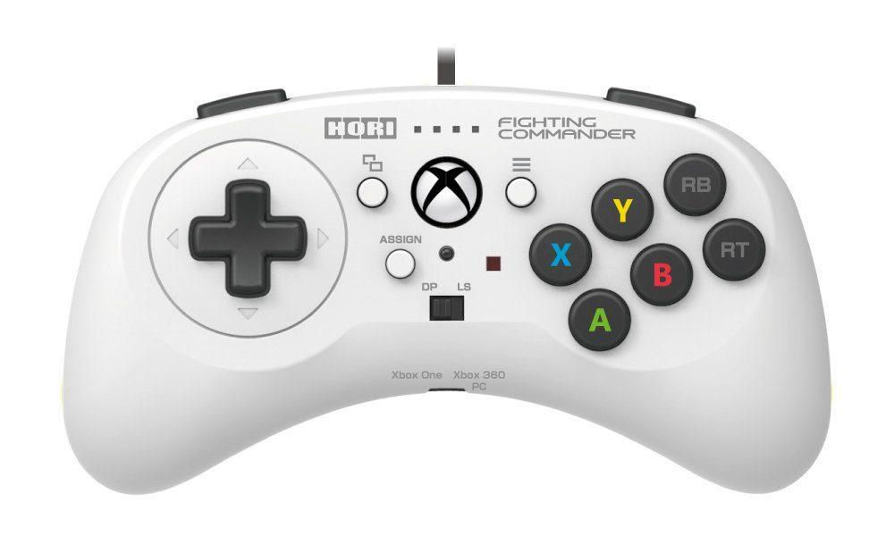El nuevo Hori Fighter es el mando perfecto para los juegos de lucha en Xbox One