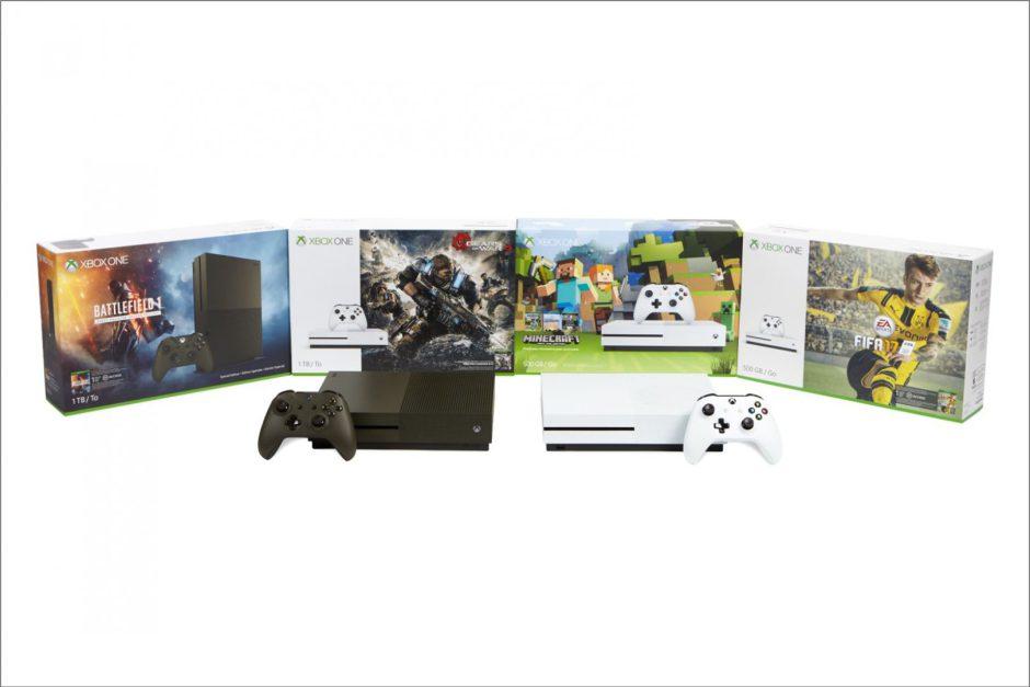 Con esta oferta ya no tenéis excusa para dar el salto a Xbox One S