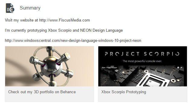 Project Scorpio podría usar un nuevo lenguaje de diseño para su interfaz 1
